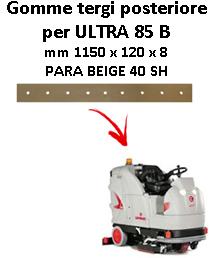 Gomma tergi posteriore per lavapavimenti COMAC - ULTRA 85 B