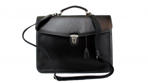 Briefcase  The Bridge  06435701 20 Nero