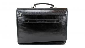 Briefcase  The Bridge  06434701 20 Nero