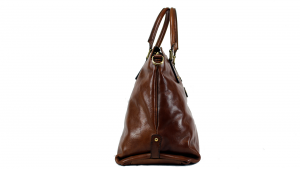 Hand and shoulder bag  The Bridge Story donna 04286201 14 Cuoio