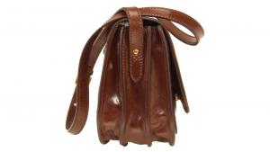 Shoulder bag  The Bridge  04415201 14 Cuoio