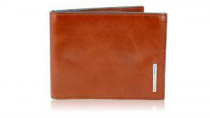 Portefeuille pour homme Piquadro Blue square PU1241B2 ARANCIO