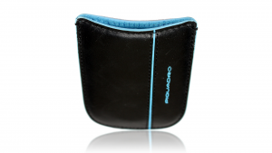 Mobile holder  Piquadro Blue square AC2820B2 Nero