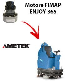 Motore Ametek di aspirazione per lavapavimenti FIMAP ENJOY 365