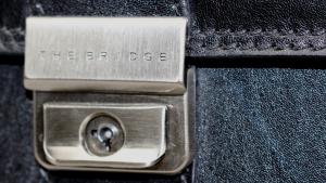 Briefcase  The Bridge  06501001 20 Nero