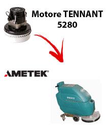Motore Ametek di aspirazione per Lavapavimenti Tennant 5280