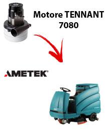7080 MOTORE AMETEK aspirazione lavapavimenti TENNANT