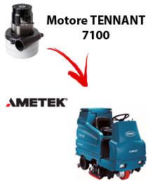 7100 MOTORE AMETEK aspirazione lavapavimenti TENNANT