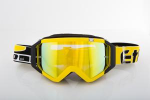Maschera DIRT GOOGLES ZeroCinque MX05YM per Sport fuoristrada. YAHAMA EDITION 60TH Giallo/Nero