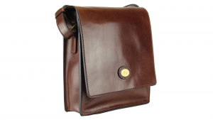 Shoulder bag The Bridge  05290101 14 Cuoio