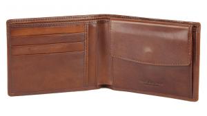Man wallet The Bridge  01451201 14 Cuoio