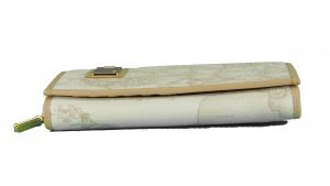 Portafogli donna Alviero Martini 1A Classe Continuativo W026 6188 900 Bianco