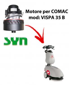 Motore di aspirazione Synclean per lavapavimenti Comac VISPA 35 B
