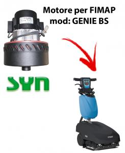 GENIE BS Motore aspirazione SYN per lavapavimenti Fimap