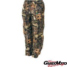 Pantaloni impermeabili mimetici - taglia XL