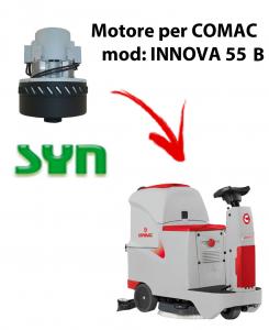 INNOVA 55 B Motore aspirazione SYN per lavapavimenti Comac