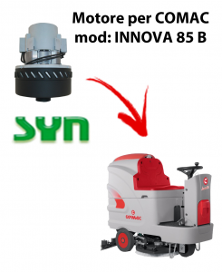 INNOVA 85 B Motore aspirazione SYN per lavapavimenti Comac