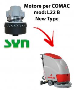 L22 B New Type Motore aspirazione SYN per lavapavimenti Comac
