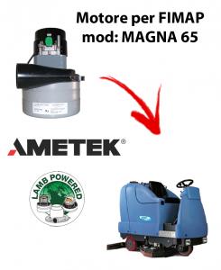 Motore aspirazione Ametek per Lavapavimenti FIMAP MAGNA 65