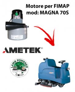 Motore aspirazione Ametek per Lavapavimenti FIMAP MAGNA 70 S