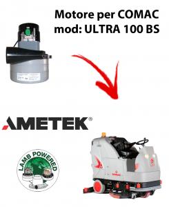 Motore aspirazione Ametek per Lavapavimenti Comac ULTRA 100 BS