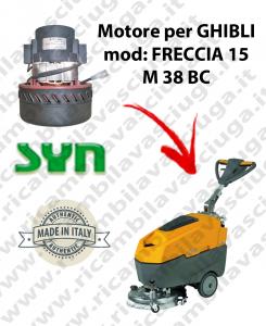 Motore aspirazione Synclean per Lavapavimenti Ghibli FRECCIA 15 M 38 BC