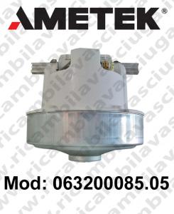 Motore aspirazione 063200085.05 AMETEK per aspirapolvere