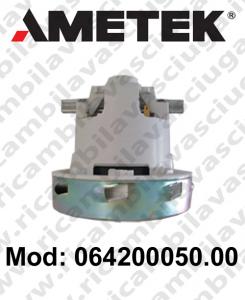 Motore aspirazione 064200050.00 AMETEK ITALIA per lavapavimenti e aspirapolvere