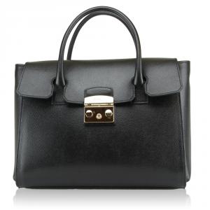 Hand bag Furla METROPOLIS 820704 ONYX