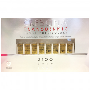CRESCINA TRANSDERMIC FOLLICULAR ISLANDS: HELP THE PHYSIOLOGICAL GROWTH OF HAIR