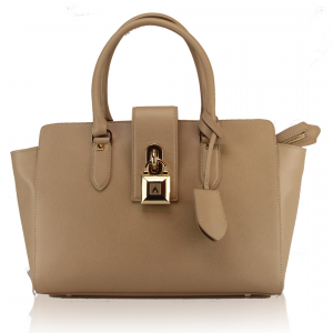 Hand and shoulder bag Patrizia Pepe - 2V4912 AT78 Real Beige