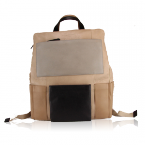 Backpack Piquadro  CA3653S79 Beige