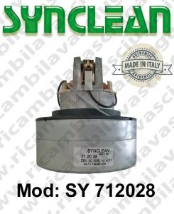 Motore di aspirazione SYNCLEAN modello SY 712028 per aspirapolvere
