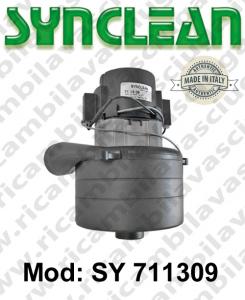 Motore di aspirazione SYNCLEAN SY711309 per aspirapolvere e lavapavimenti