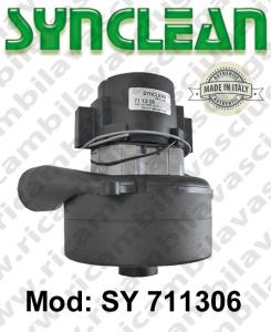 Motore di aspirazione SYNCLEAN SY711306 per aspirapolvere e lavapavimenti