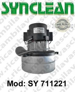 Motore di aspirazione SYNCLEAN SY711221 per aspirapolvere e lavapavimenti