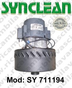 Motore di aspirazione SYNCLEAN SY711194 per lavapavimenti e aspirapolvere