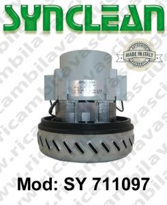 Motore aspirazione SY 711097 SYNCLEAN per lavapavimenti e aspirapolvere
