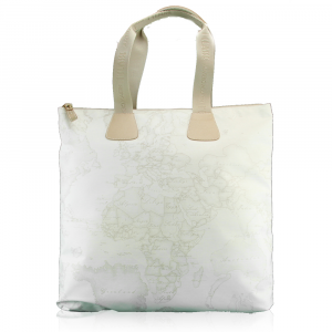 Shopping bag Alviero Martini 1A Classe Continuativo N274 6380 900 BIANCO