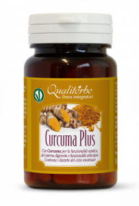Curcuma Plus 90 cps (Vegan ok)