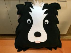 Cuscino Sheepdog - Pecora/Bordercollie