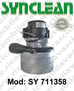 Motore di aspirazione SYNCLEAN SY711358 per aspirapolvere e lavapavimenti