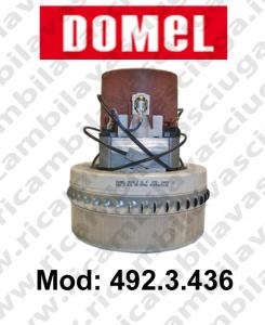 Motore di aspirazione Domel 492.3.436 per aspirapolvere e lavapavimenti