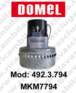 Motore di aspirazione DOMEL 492.3.794 MKM7794 per aspirapolvere e lavapavimenti