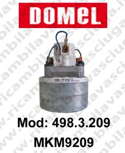 Motore di aspirazione Domel - 498.3.209 MKM9209 per aspirapolvere