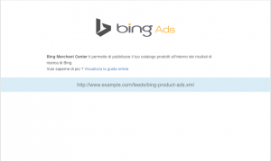 Storeden app - screenshot 1 - Bing Products Ads