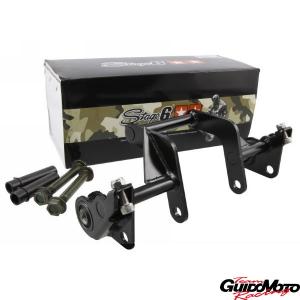 S6-9916605 Telaietto Stage6 reggi blocco modifica per Yamaha  Aerox / MBK  Nitro