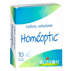 BOIRON HOMEOPTIC COLLIRIO 10 FLACONCINI MONODOSE