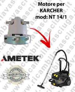 Motore aspirazione AMETEK per aspirapolvere NT 14/1 KARCHER