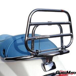 Portapacchi posteriore per Vespa LX e Special